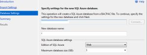 databaseSettings