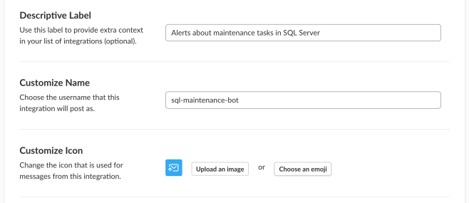 Posting SQL Server notifications to Slack - SQLServerCentral